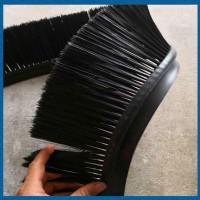 航佑供应PVC密实密封条 毛刷机器P型橡胶条