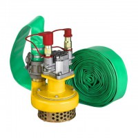 市政工业污水排放用LWP 2高扬程液压潜水泵