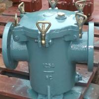 船用日标筒形海水滤器JIS F7121 CBM1061-81