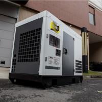 30千瓦永磁柴油发电机四缸