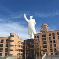华阳雕塑 重庆校园雕塑 四川名人雕塑 重庆古代人物雕塑