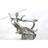 华阳雕塑 重庆不锈钢雕塑 武隆地标雕塑 四川景观雕塑