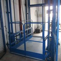 导轨式液压升降货梯固定式货物提升机升降台厂家定制直销
