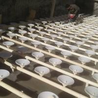 阳原县污水处理厂旋混式曝气器 耐腐蚀氧利用率高不易堵塞