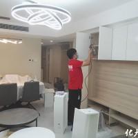 新房除甲醛多久能入住化大阳光新房装修除甲醛