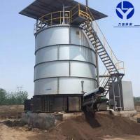 力扬秸杆气化站低压湿式储气柜5大优点
