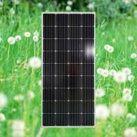 广东晶天太阳能电池板150W太阳能移动显示屏光伏发电太阳能板