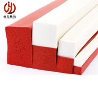 航佑定做各种硅胶条 硅胶密封条 硅胶实心条 方形耐高温密封条