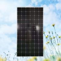 珠海晶天光伏板390W光伏系统套装单晶17KW太阳能板