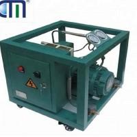 新型低压冷媒回收机CM-R123 大排气量