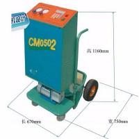 车辆交通行业用冷媒回收加注机 CM05