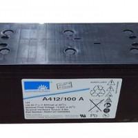 新款 德国阳光蓄电池12V100AH 免维护直流屏