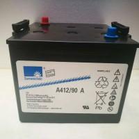 新款 A412/90A 德国阳光蓄电池12V90AH