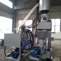 上海全自动液压铝屑压块机金属屑压块机可定制金牌品质l