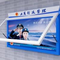 连云港市广告宣传栏服务周到认准指南针20年