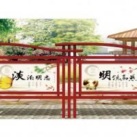 江苏南通市宣传栏定制 优质服务 认准指南针20年