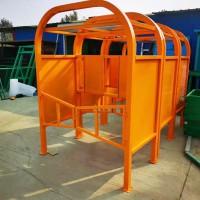 供应献县瑞达垃圾桶分类投放亭铁艺垃圾分类站