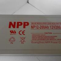 NPP 耐普蓄电池 NP12-200
