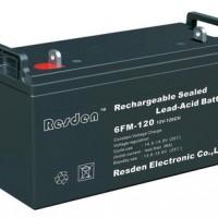 Resden雷斯顿6FM-120蓄电池12V120AH