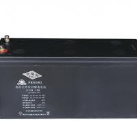 丰日蓄电池12v200ah
