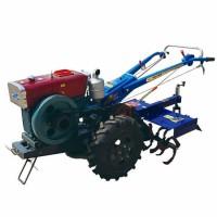 家用小型手扶拖拉机 多功能葡萄埋藤机 果园开沟回填机