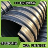 河北佰杭黑色400大口径钢带管重量轻