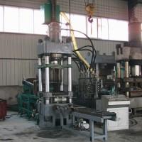 郑州鑫源液压全自动铁粉压块机经济型粉末制品成型设备l
