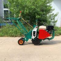 万向轮草坪移植机 草坪切割铲草皮机 汽油款起草皮机