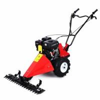 不伤地皮草坪修剪机 汽油自走剪草机 花园草坪剪草机