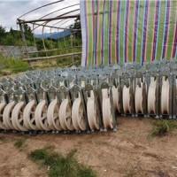 400滑车报价及厂家 500放线滑轮规格