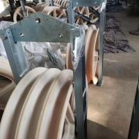 500导线放线滑车 放线滑轮生产厂家