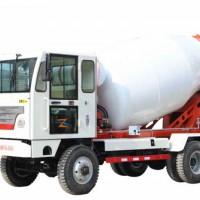 自动上料搅拌车混凝土搅拌运输车水泥搅拌车厂家混凝土自动上料车