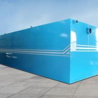 源头厂家定制各种尺寸污水处理箱质量有保障