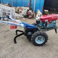 手扶柴油绞磨机 单滚筒手扶式拖拉机 绞磨可定制