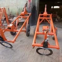 运杆车 电线杆运杆车 自装卸运杆车 下置式运杆车 双杆运杆车