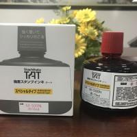 日本旗牌TAT速干工业印油 M-500N金属塑胶万能不灭印油