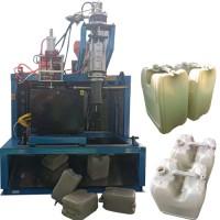 白色酒桶油桶吹瓶机 吹塑机 聚乙烯塑料中空瓶子吹塑机