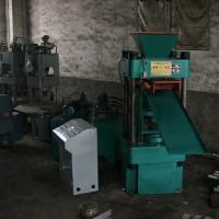鑫源牌焦煤焦末压块机可压制成特定的形块满足客户多种需求l