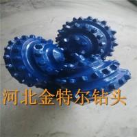 江汉金属密封牙轮钻头 石油钻井11寸镶齿三牙轮钻头