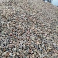 鹅卵石(砾石)滤料 承托层滤料 垫层滤料厂家直供规格齐全