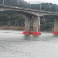 青岛新盛复合材料桥墩防车撞保护装置