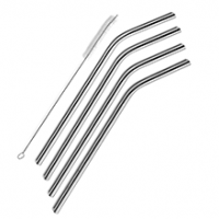 不锈钢吸管 食品级304不锈钢吸管 罡正 加工定制
