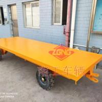 4吨转运全挂平板拖车