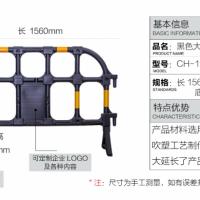 深圳西乡施工塑料护栏,施工水马,pvc围挡,警示灯