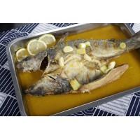 津功夫食品柠檬金汤烤鱼调味料