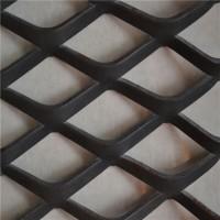 防护菱形孔钢板拉伸网 建筑铁路公路钢板网 各种规格钢板网定制