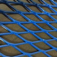 不锈钢钢板网现货批发 菱形拉伸镀锌钢板网 钢板网隔离栅