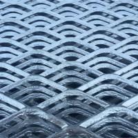 生产菱形拉伸网 重型钢板网 脚手架镀锌网