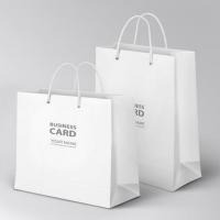 荆州白卡手提纸袋礼品手提袋印刷广告购物纸袋定制印刷