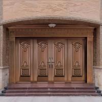 西安铜门厂家价格铜门安装